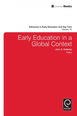 Jacket image for Early Education in a Global Context