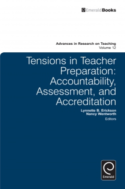 Jacket image for Tensions in Teacher Preparation
