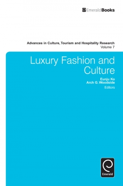 Jacket image for Luxury Fashion and Culture