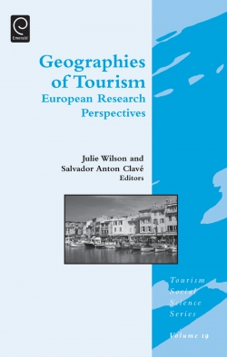 Jacket image for Geographies of Tourism