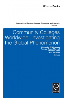 Jacket image for Community Colleges Worldwide