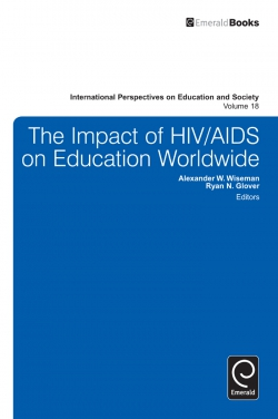 Jacket image for The Impact of HIV/AIDS on Education Worldwide