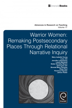 Jacket image for Warrior Women