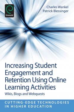 Jacket image for Increasing Student Engagement and Retention Using Online Learning Activities