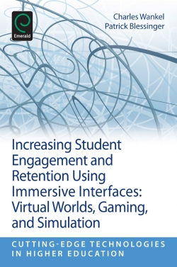 Jacket image for Increasing Student Engagement and Retention Using Immersive Interfaces