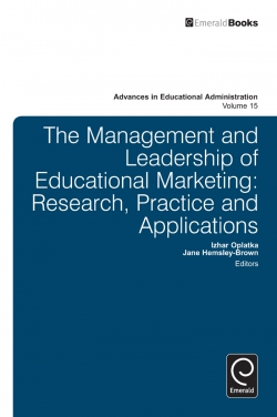 Jacket image for Management and Leadership of Educational Marketing