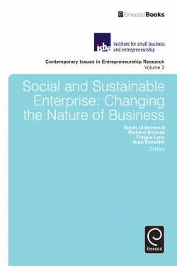 Jacket image for Social and Sustainable Enterprise