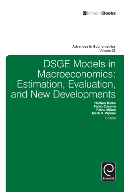 Jacket image for DSGE Models in Macroeconomics