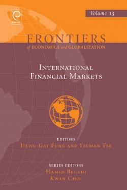 Jacket image for International Financial Markets