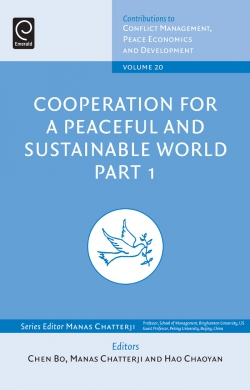 Jacket image for Cooperation for a Peaceful and Sustainable World