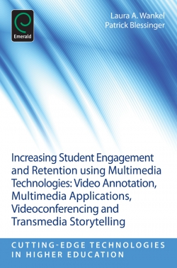 Jacket image for Increasing Student Engagement and Retention Using Multimedia Technologies