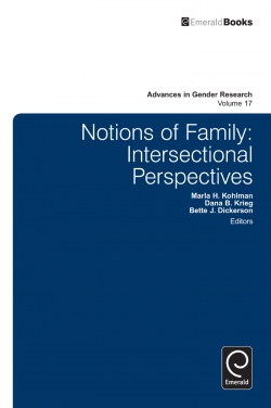Jacket image for Notions of Family