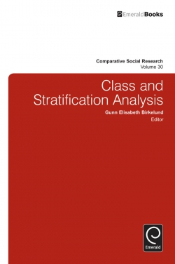 Jacket image for Class and Stratification Analysis