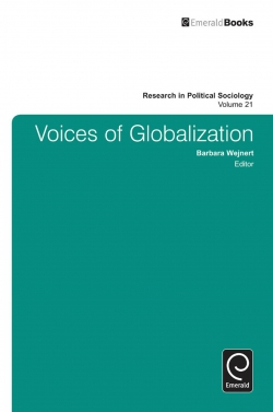 Jacket image for Voices of Globalization