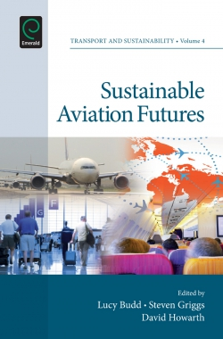 Jacket image for Sustainable Aviation Futures