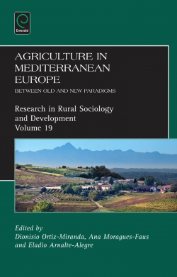Jacket image for Agriculture in Mediterranean Europe