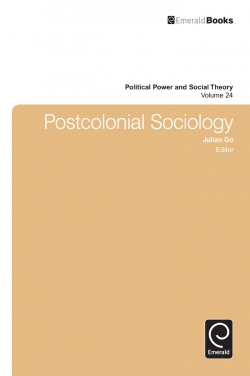 Jacket image for Postcolonial Sociology