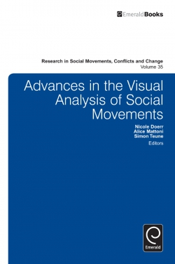 Jacket image for Advances in the Visual Analysis of Social Movements