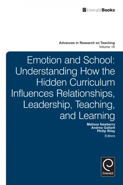 Jacket image for Emotion and School