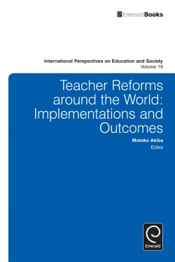 Jacket image for Teacher Reforms Around the World