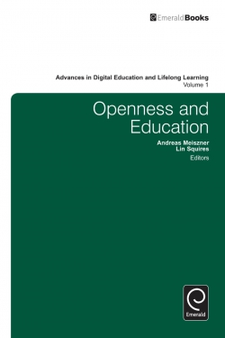 Jacket image for Openness and Education