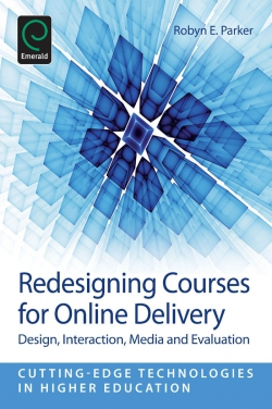 Jacket image for Redesigning Courses for Online Delivery