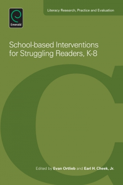 Jacket image for School-Based Interventions For Struggling Readers, K-8