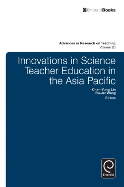 Jacket image for Innovations in Science Teacher Education in the Asia Pacific