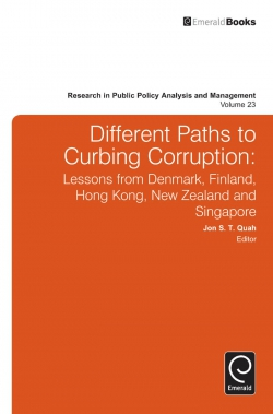 Jacket image for Different Paths to Curbing Corruption