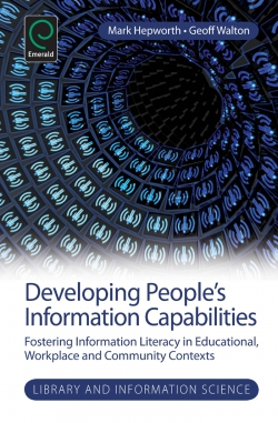 Jacket image for Developing People's Information Capabilities