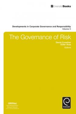 Jacket image for The Governance of Risk