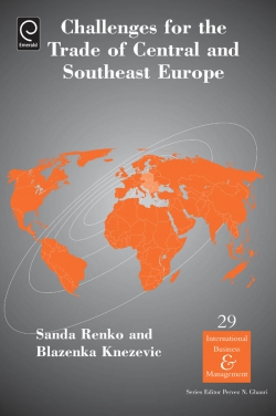 Jacket image for Challenges For the Trade in Central and Southeast Europe