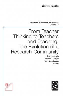 Jacket image for From Teacher Thinking to Teachers and Teaching