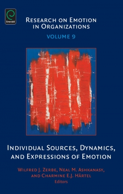Jacket image for Individual sources, Dynamics and Expressions of Emotions