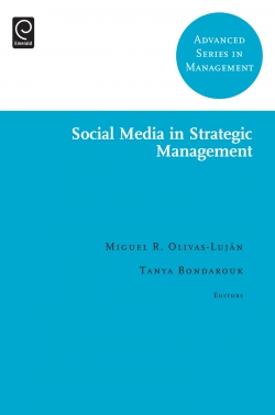 Jacket image for Social Media in Strategic Management