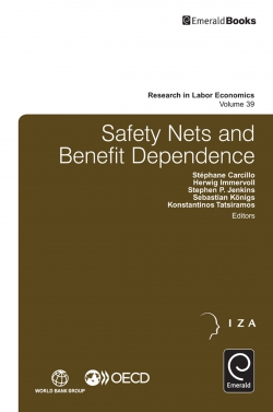 Jacket image for Safety Nets and Benefit Dependence