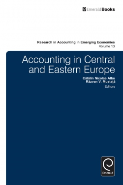 Jacket image for Accounting in Central and Eastern Europe
