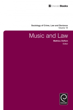 Jacket image for Music and Law