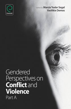 Jacket image for Gendered Perspectives on Conflict and Violence