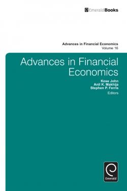 image for Advances in Financial Economics