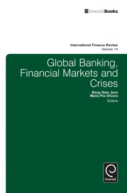 Jacket image for Global Banking, Financial Markets and Crises