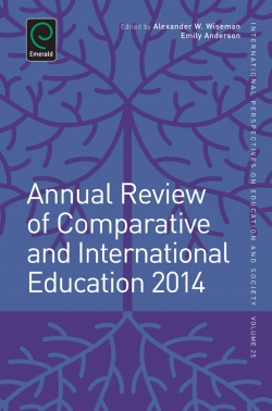 Jacket image for Annual Review of Comparative and International Education 2014