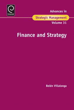 Jacket image for Finance and Strategy