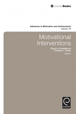 Jacket image for Motivational Interventions