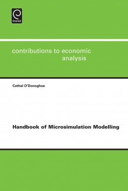 Jacket image for Handbook of Microsimulation Modelling