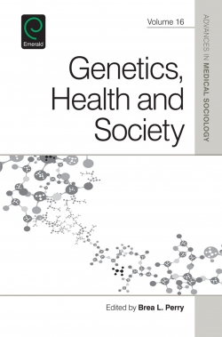 Jacket image for Genetics, Health, and Society