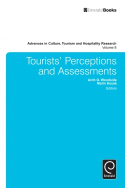Jacket image for Tourists' Perceptions and Assessments