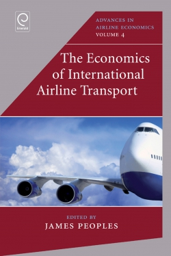 Jacket image for The Economics of International Airline Transport