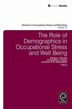 Jacket image for The Role of Demographics in Occupational Stress and Well Being
