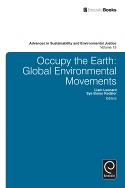 Jacket image for Occupy the Earth